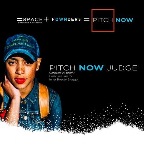 Pitch Now Judge: Christina Bright (Chris Miss)