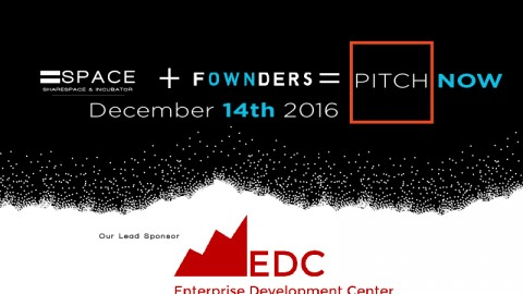 Pitch Now Lead Sponsor: NJIT EDC