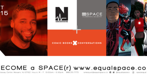 CULTURE SPACE presents Comic Books X Conversations