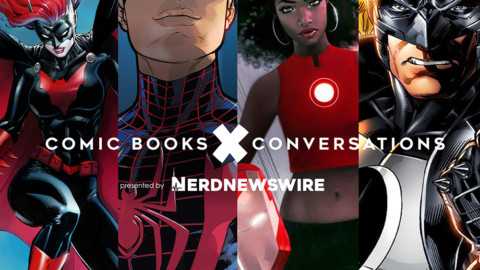 Comic Book X Conversation 01 Founder, Andre Mason