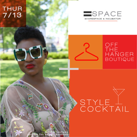 Lynette Lashawn- Co Host/Style Cocktail Panelist