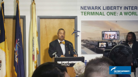 Port Authority of NY/NJ Officially Opens Community Outreach Center At =SPACE